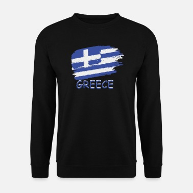 Greece Greece flag - Unisex Sweatshirt