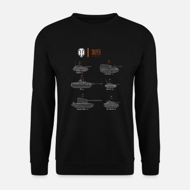World World of Tanks Sniper - Men's Sweatshirt