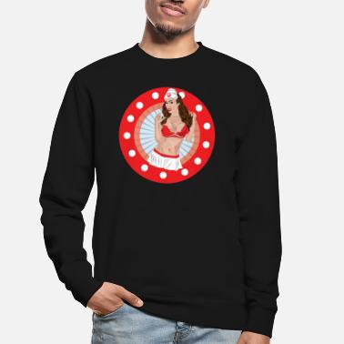 Medicine Underwear Sexy nurse first aid female doctor sister - Unisex Sweatshirt