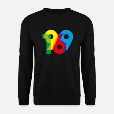 Year Of Birth 1969 - year of birth - Unisex Sweatshirt