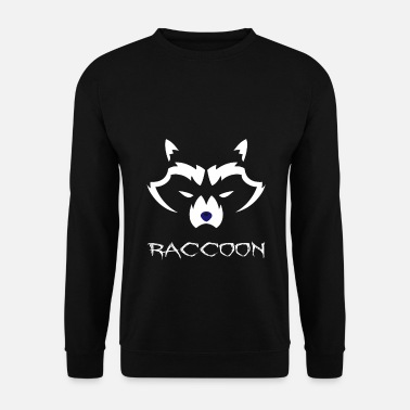 Raccoon Raccoon - Raccoon - Men's Sweatshirt