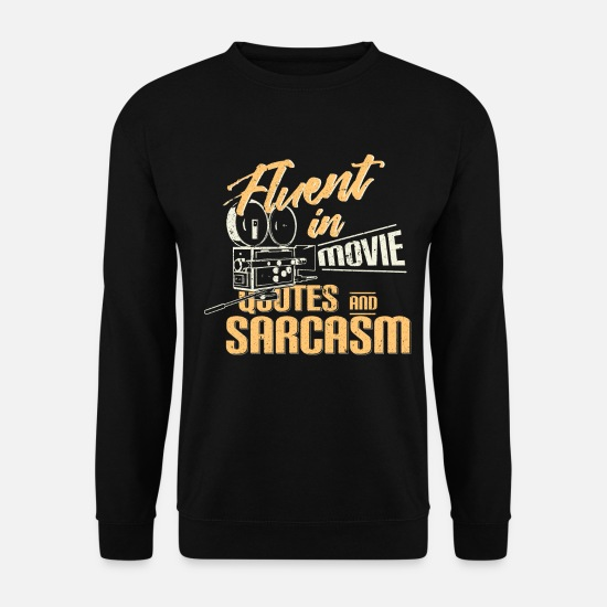 Star Sweat-shirts - Film de cinéma - Sweat-shirt Unisex noir