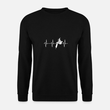 TATTOOHEARTBEAT - Männer Pullover