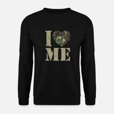 I Heart I Heart Me - Sweat-shirt Unisexe