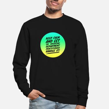 Odp Keep calm 3 - Unisex Sweatshirt