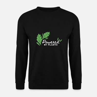 By Drives af planter Vegan siger gave - Sweatshirt unisex
