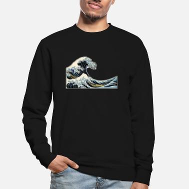 Wave The Wave | The wave - Unisex Sweatshirt