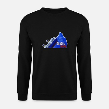 Crash of Despair — T-Shirt - Sweat-shirt Unisex