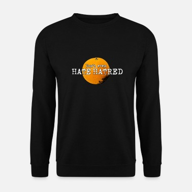Appelsinjuice Hader ikke engang had Rotten Orange Donald Trump - Sweatshirt unisex