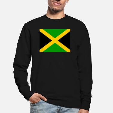 Jm Flag of Jamaica (jm) - Unisex Sweatshirt