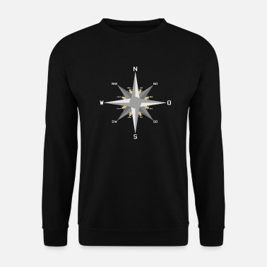 Wind Rose wind rose - Men's Sweatshirt