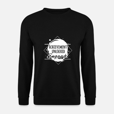 Verloving verloving - Unisex sweater