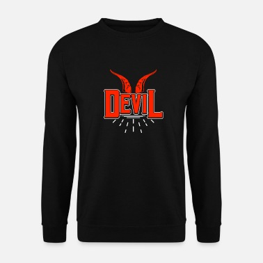 Male devil - Men's Sweatshirt