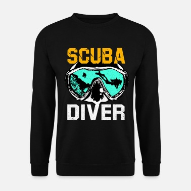 Scuba Diving immersione - Felpa uomo