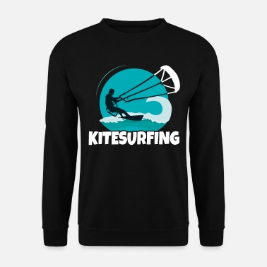 Kiteboard kitesurfing - Sweat-shirt Homme
