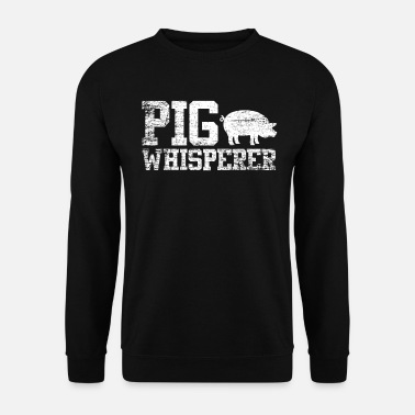 Hog Pig whisperer - Men's Sweatshirt
