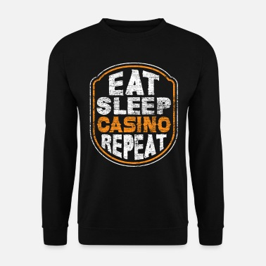 Casino Casino casino - Sweat-shirt Unisexe