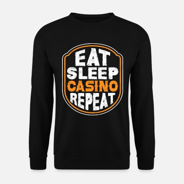 Casino casino - Sweat-shirt Unisexe