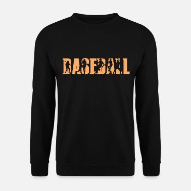 Baseball Baseball baseball player baseball player - Unisex Sweatshirt