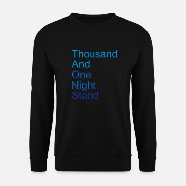 Historie thousand and one night stand (2colors) - Sweatshirt unisex