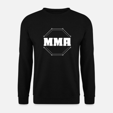 mma fighting martial arts sport - Men's Sweatshirt