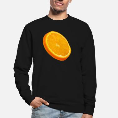 Fruit fruit oranje veggie veggie fruits10 - Unisex sweater