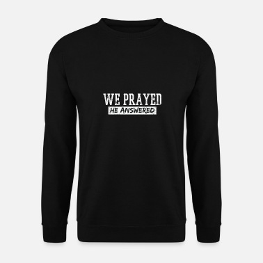 Christian Clothes Christian clothes - Men's Sweatshirt
