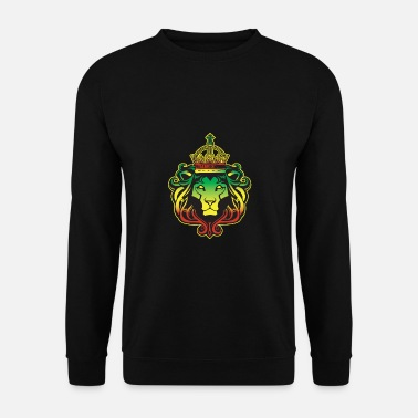 Rasta Rasta Lion Rasta - Sweat-shirt Unisexe