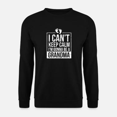 jag ska bli mormor tröja