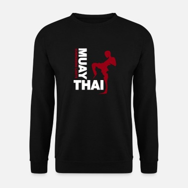 Thaï Muay Thai - Sweat-shirt Homme