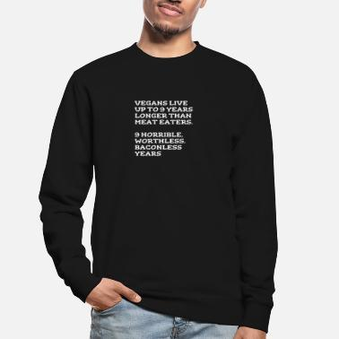 Eater Funny Sarcastic Meat Eater BBQ Grill Master - Unisex Sweatshirt