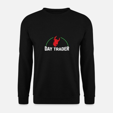 Tradition Day Trader Chemise de stock Trader - Sweat-shirt Homme