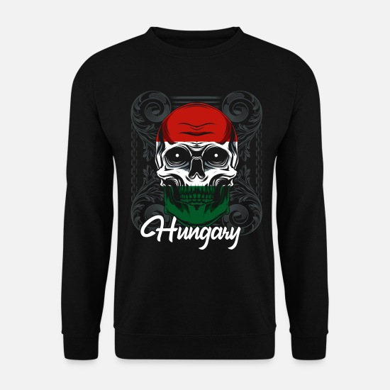 Budapest Hoodies & Sweatshirts - Hungary - Men's Sweatshirt black