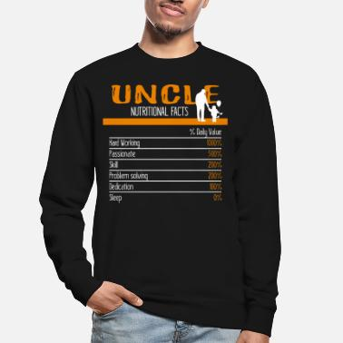 Uncle Uncle Ingredients - Unisex Sweatshirt