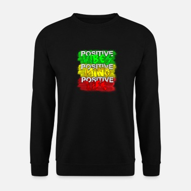 Positive POSITIVE - Men's Sweatshirt