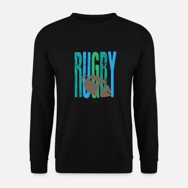 Rugby Blauw rugby - Unisex sweater