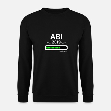 Loading Abi Chargement 2019 T-Shirt Graduation T-Shirt Graduation - Sweat-shirt Homme