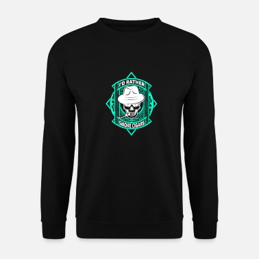 Addicted Cigarette - Men's Sweatshirt