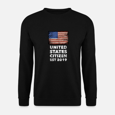 New German States New Citizenship Gifts Congrats - Men's Sweatshirt