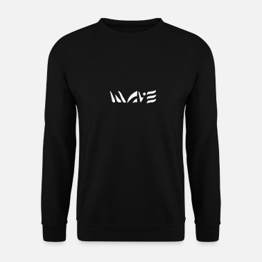 Waves WAVE / WAVE - Unisex Sweatshirt