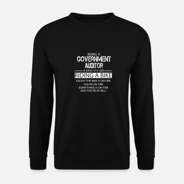 Government Government Auditor - Men's Sweatshirt