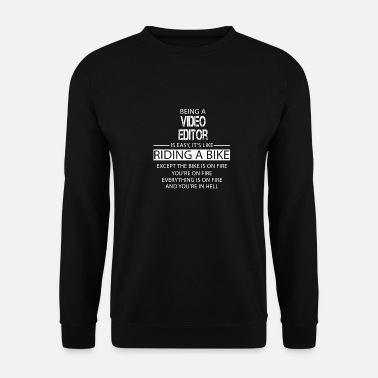 Video Video Editor - Unisex Sweatshirt