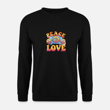 Amore Pace amore - Felpa unisex