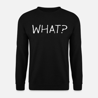 Question Question mark - Unisex Sweatshirt