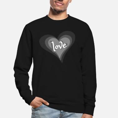 Love With Heart Love with Heart - Unisex Pullover