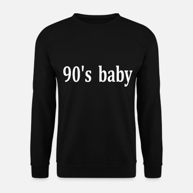 Années 90 Années 90 Bébé Années 90 Années 90 - Sweat-shirt Homme