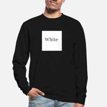 Wit wit - Unisex sweater