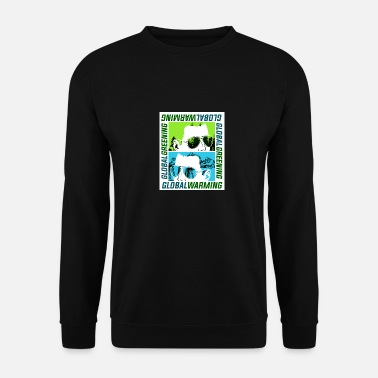 Global Global Warming of Global Greening - Unisex sweater