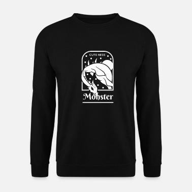 Adventure Tourist Loch Ness Monster Nessie Sea Monster Souvenir - Men's Sweatshirt