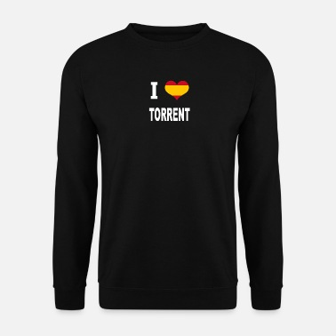 Torrent I Love Spain TORRENT - Unisex Sweatshirt
